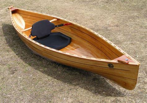 laughing loon wooden strip built kayaks  canoes build  boat boat plans wood kayak plans