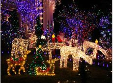 Guide To Connecticut's Holiday Light Displays 2012 « CBS