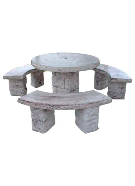 table de jardin en reconstituee 28 images table en