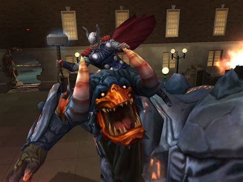 thor god  thunder wii game profile news reviews