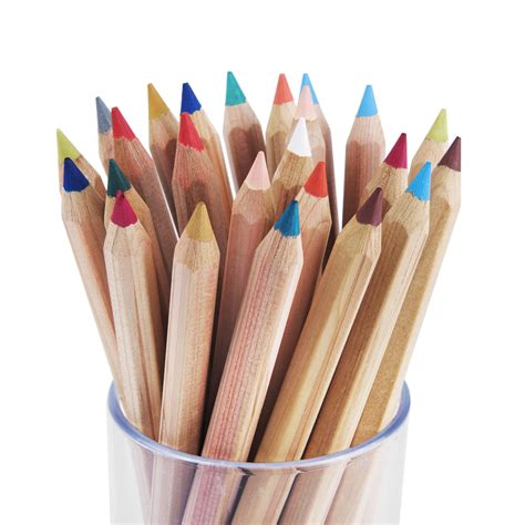 le journal des femmes cuisine gros crayons de couleur x 24 made in germany