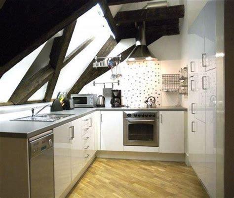 attic kitchen designs 17 captivating attic kitchen designs rilane