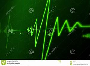 Digital Wave 04 Stock Photo  Image Of Graph  Neon  Sound