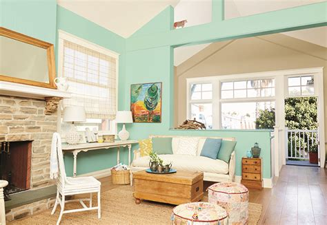exciting living room colors carehomedecor