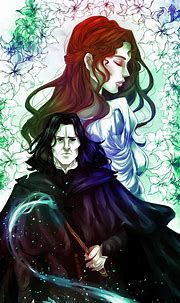 Severus and Lily by AlcoholicRattleSnake on DeviantArt