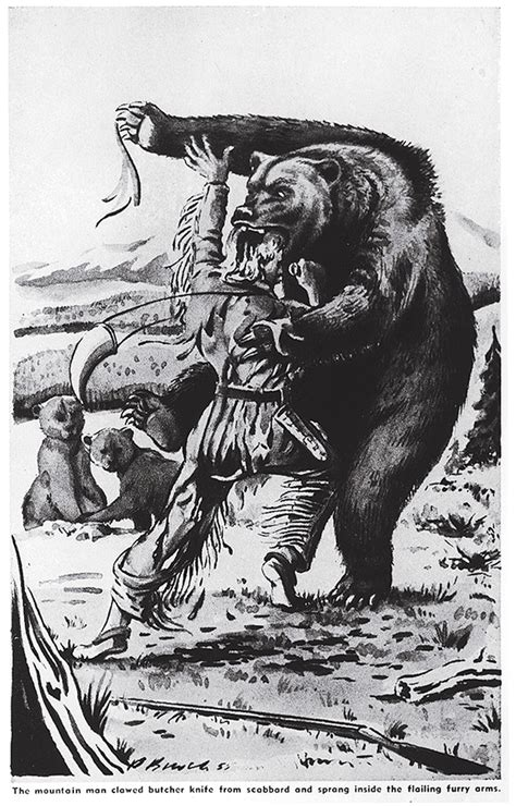 hugh glass  truth   revenant legend