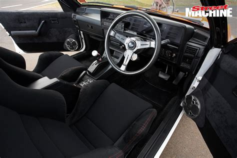 brok interieur vk commodore group c brock replica with blown 333ci holden