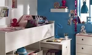 Lit Chez But : lit enfant chez but meuble de salon contemporain ~ Teatrodelosmanantiales.com Idées de Décoration