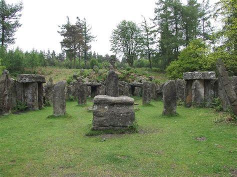 Druids Temple, Near Ilton, Masham, North Yorkshire | Days ...