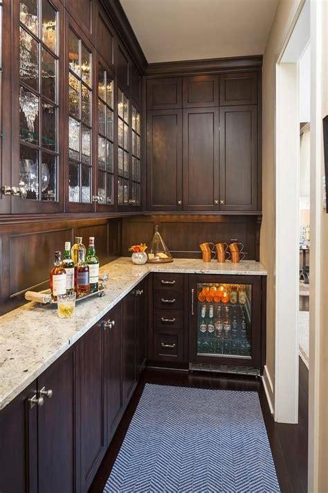 Permalink to Kitchen Backsplash Ideas Dark Cabinets