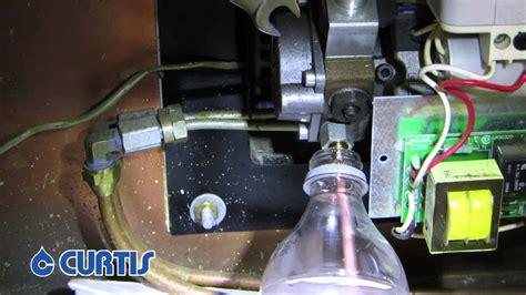 curtis   bleed  restart  oil furnace youtube