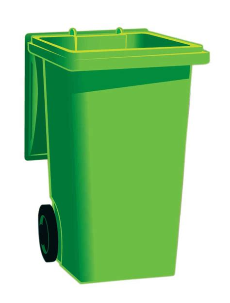 Trashcan Clipart - Cliparts Galleries