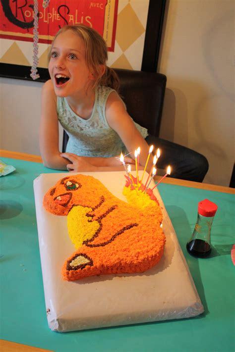 charmander birthday cake leif pokemon cake birthday