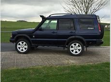 Land Rover Discovery 2 Td5 High quality new and used