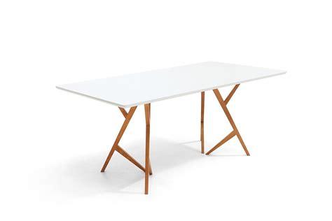 table de salle 224 manger design scandinave vispa dewarens