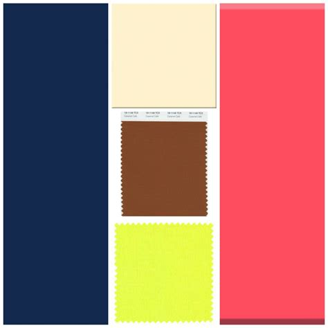 colors that go with coral what to wear with coral invent your image