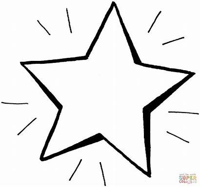 Star Coloring Pages Stars Sun Flower Celebration