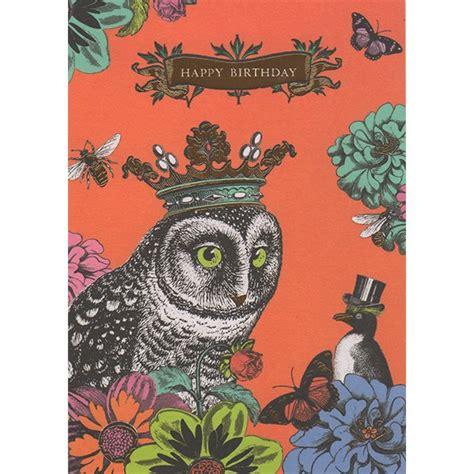 Happy Birthday Owl Images Owl Happy Birthday Card Gc1934