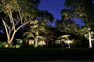 Carolina, Landscape, Lighting, Led, Or, Incandescent