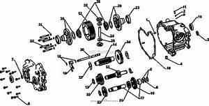 Bunton  Bobcat  Ryan 75 N 000400 And Above  Parts Diagram For