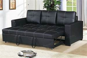 convertible sofa f6530 poundex With yosemite sectional sofa