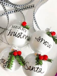 10, Easy, Diy, Christmas, Ornaments