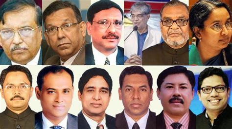 Current List Of Cabinet Ministers by New Cabinet Members Of Bangladesh Government To Be Formed