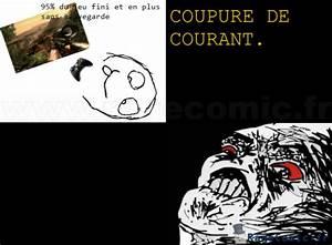 Coupure De Courant : coupure de courant oh crap rage comics francais troll ~ Nature-et-papiers.com Idées de Décoration