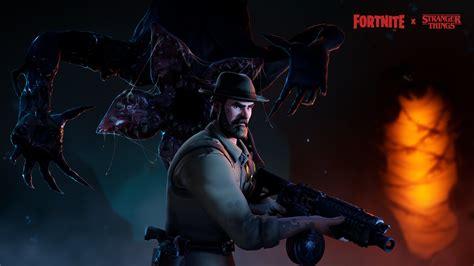 fortnite  stranger  crossover brings  skins
