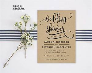 Wedding shower invitation templates wedding invitation for Make wedding shower invitations online free