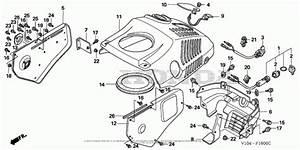 Honda Hs520 Parts Diagram