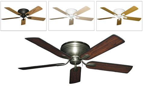hugger ceiling fans stratus hugger ceiling fan w 52 quot sweep blades the