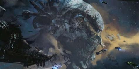 guardians   galaxy knowhere concept art revealed