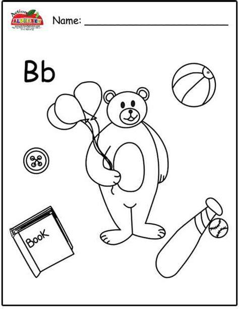letter b activities 17 best images of bird b worksheet for preschool letter 47720