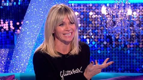Zoe Ball confesses why she's really been in tears ...