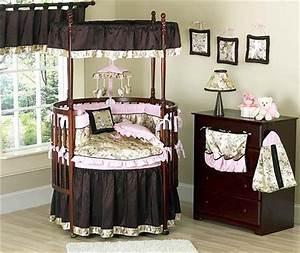 round baby cribs Baby and Kids