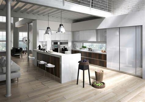 modern american kitchen design cuisine moderne 35 id 233 es fantastiques pour votre inspiration 7573
