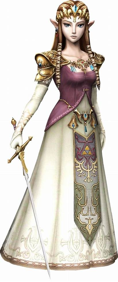 Zelda Princess Twilight Legend Sword Artwork Games