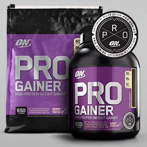 Amazon.com: Optimum Nutrition Pro Gainer Weight Gainer