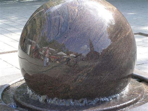 Kugelbrunnen Edles Dekoelement Zum Kleinen Preis