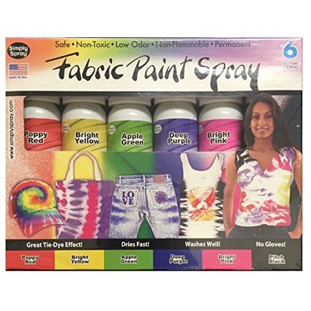 Upholstery Fabric Paint Walmart by Simply Spray Upholstery Fabric Spray Paint 2 5 Fl Oz 6