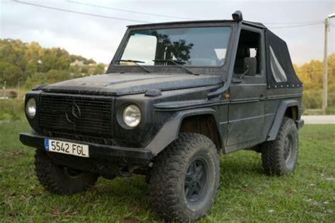 2 door g wagon g wagen g wagon convertible g500 500ge 230ge 300gd 280ge
