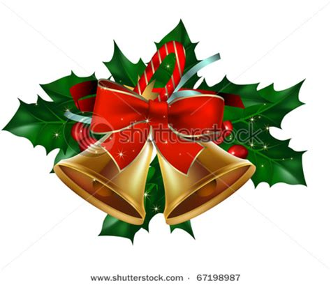 bell clipart traditional christmas pencil clipart christmas holly leaves collection