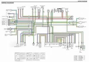 Cbf125 Wiring Diagram  Mod  Png