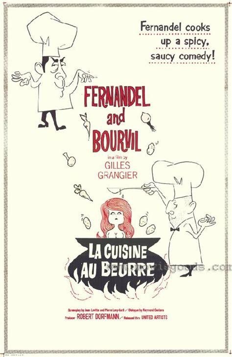 cuisiner au beurre affiche du la cuisine au beurre acheter affiche du