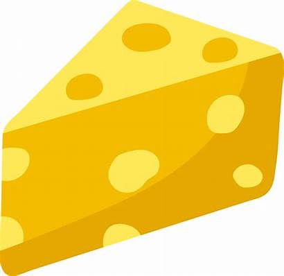 Cheese Clipart Transparent Yellow Background Vector American
