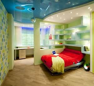 Zimmer Farben Jugendzimmer : farbgestaltung f rs jugendzimmer 100 deko und ~ Michelbontemps.com Haus und Dekorationen