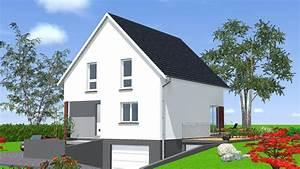 Sous Sol Maison : constructions maisons deux pans maisons begimaisons begi ~ Melissatoandfro.com Idées de Décoration
