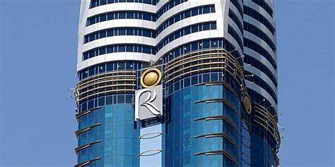 GROHE Rose Rayhaan Rotana Hotel Middle East Hotels