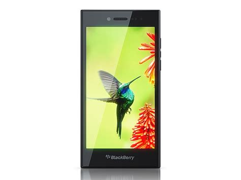 blackberry leap mid market smartphone launched to replace